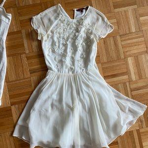 Ted baker dress worn